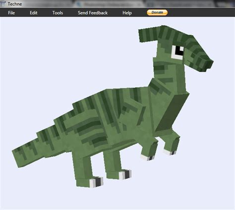 Minecraft Papercraft Dinosaur - fossils and archeology revival legacy thread minecraft