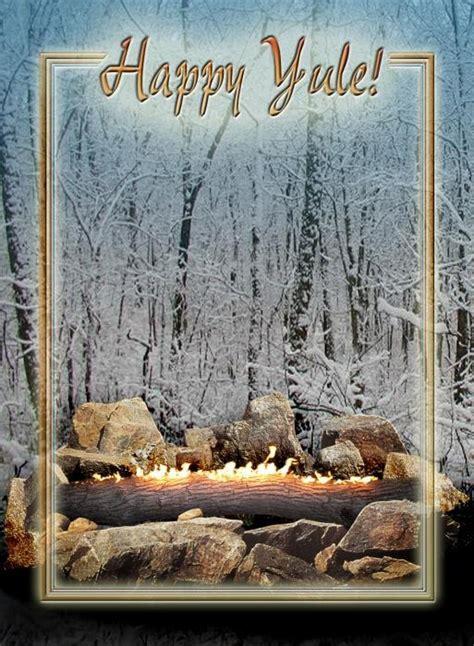 blessed yule yule pagan yule winter solstice