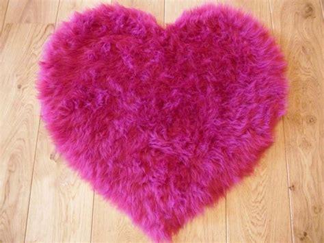 pink fluffy rug fluffy pink bedroom rugs washable mat shape rug faux fur ebay