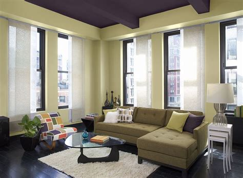 paint colors for living room purple 17 best images about living room decor on