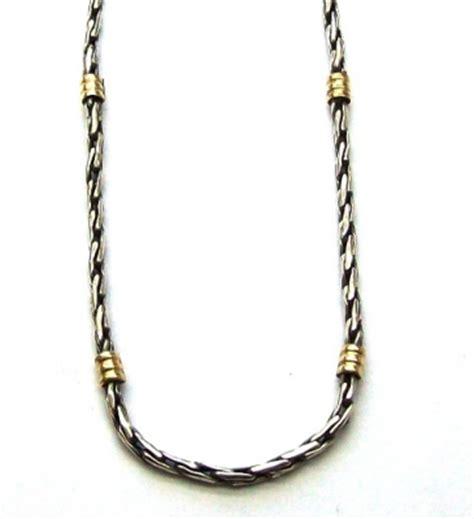 cadenas de plata tourbillon cadena de plata y oro 18k tourbill 243 n h n 176 1 collares