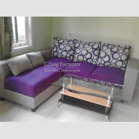 Jual Sofa Bed L Murah jual sofa bed l murah infosofa co