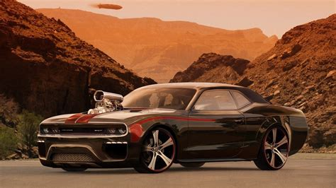Cool Muscle Cars wallpaper   1187160