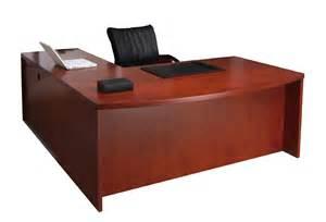 Buy L Shaped Desk Mayline Furniture Mel5 Buy A Mayline Mira Series Bow Front L Shaped Desk