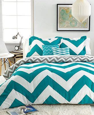 teal bed in a bag chevron teal 5 piece comforter sets bed in a bag bed