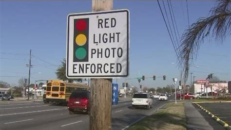 baton rouge red light cameras jefferson parish not re activating red light traffic