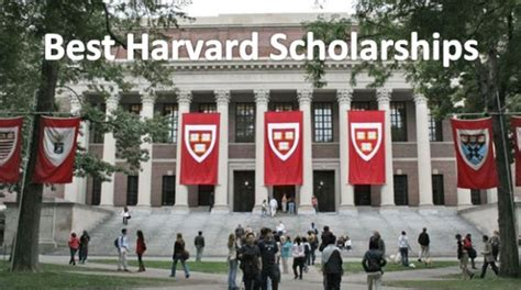 Harvard Mba Scholarship 2017 by Best Harvard Scholarships 2018 2019 Developing Career
