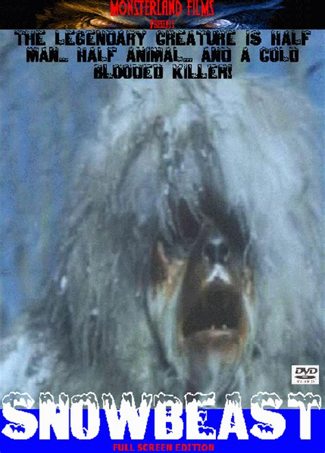 Watch Snow Beast 2011 Ghost Hunting Theories Netflix Instant Watch Bigfoot Themes