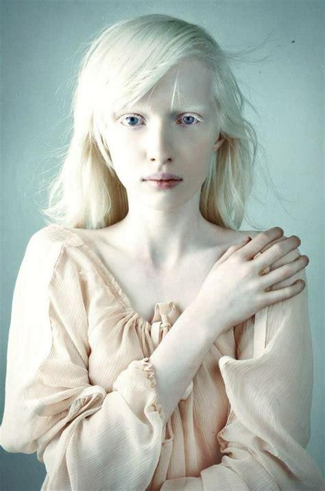 albino hair feel nastya kumarova for vogue rachel kornfield pinterest
