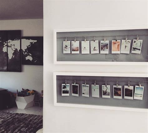 Mur Photo Polaroid by Mode Loft Projets Et Id 233 Es D 233 Co De Lofts