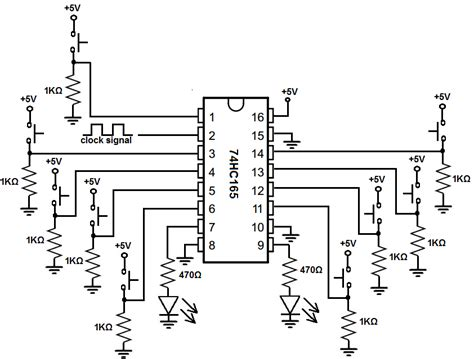 how to build a circuit from a schematic k