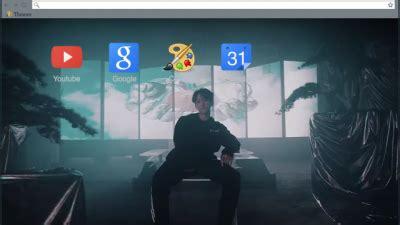 themes chrome exo baekhyun chrome themes themebeta
