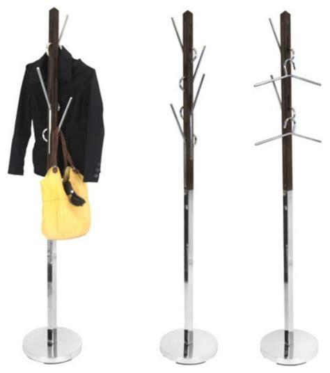 Modern Coat Rack Stand by Hang It Coat Tree Espresso Modern Coatracks And