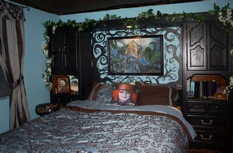 alice in wonderland themed bedroom alice in wonderland room by terrauh on deviantart
