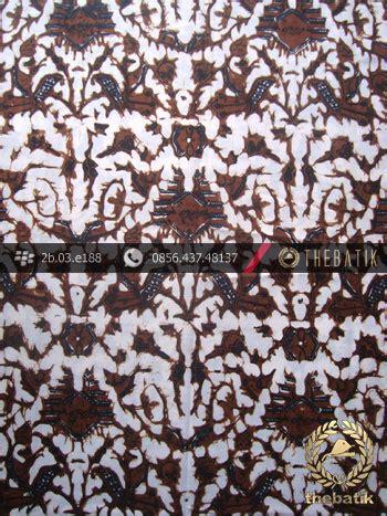 Rok Batik Sogan Seling 11 jual batik klasik jogja motif baru sogan thebatik
