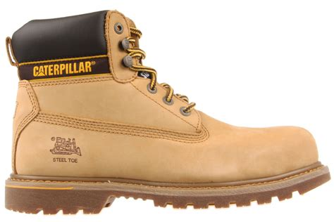 buy holton honey steel caterpillar shoes fsw shoes