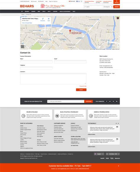 magento templates responsive halo behars premium responsive magento template 1 9 x