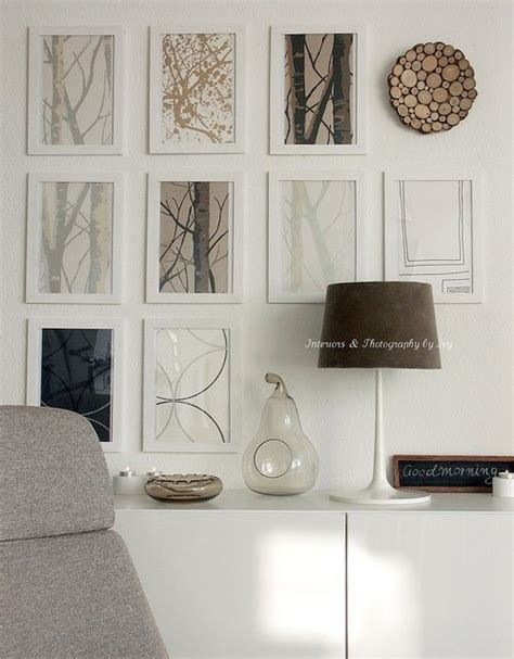 amazing picture frame clusters