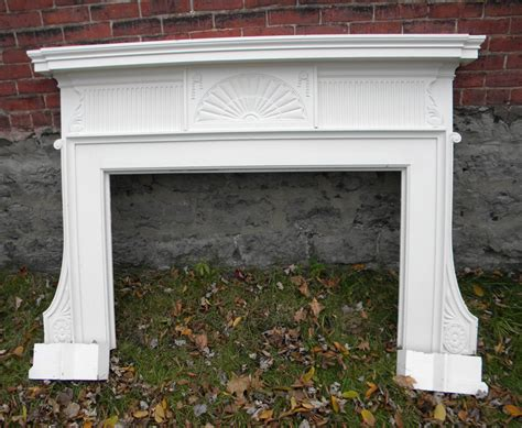 Vintage Fireplace Mantel by Antique Fireplace Mantels