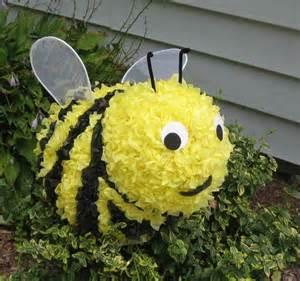 bumble bee pinata bumblebee pinata made to order