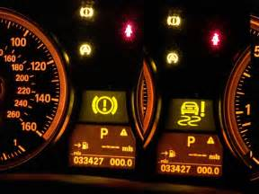 Steering Wheel Exclamation Warning Light 5e46 Fault Code Help Cant Initialise Dsc