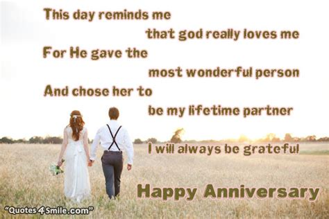 Wedding Anniversary Quotes For Partner by Partner Happy Anniversary Http Www Quotes4smile