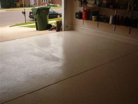 epoxy garage floor applying epoxy garage floor coating