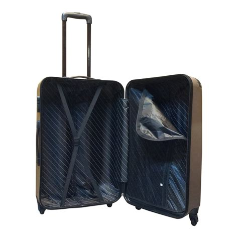 grote abs l castillo abs koffer tucson l blauw luggage 4 all