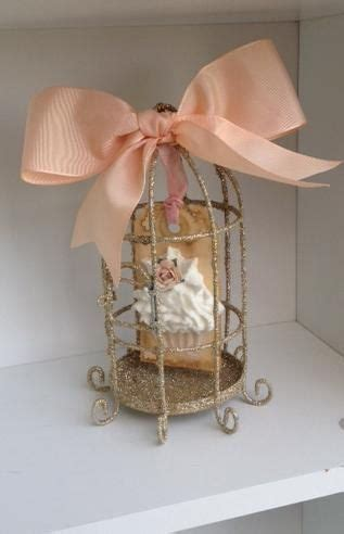 Shabby Chic Country 3722 by 1000 Ideas About Bird Cage Decoration On