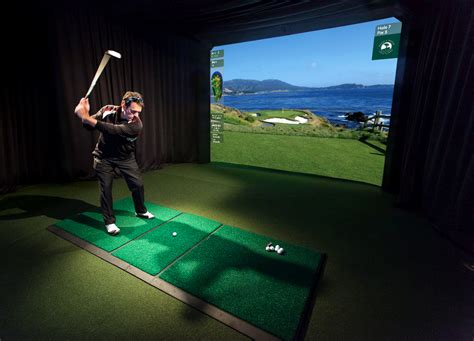 full swing golf simulator cost vaughan golf lessons tee times indoor golf