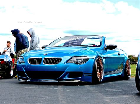 bmw slammed slammed bmw m6 convertible at class fitment mind