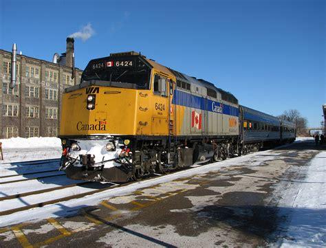 Via Rail Kitchener by Railpictures Ca Rlhh3403 Photo Via 85 Departs Kitchener