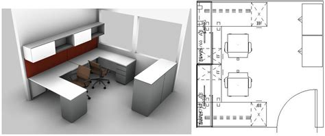Small Office Home Office Design Layout Small Spaces Design The Small Office Layout For