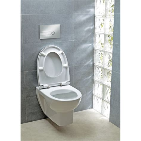 odeon  rimove rimless hanging toilet bowl