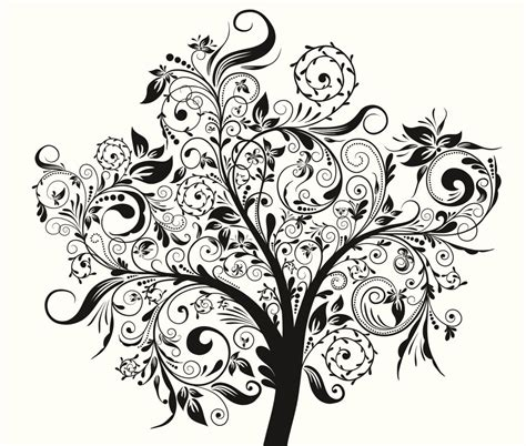 black tree tattoo designs amazing family tree tattoos to keep your loved ones