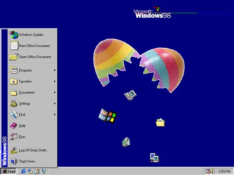 microsoft easter eggs take a look back at microsoft windows 98 easter eggs