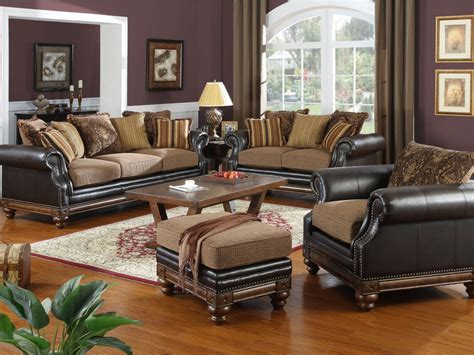 leather and fabric living room furniture leather and fabric furniture living room sets liberty interior best furniture living room sets