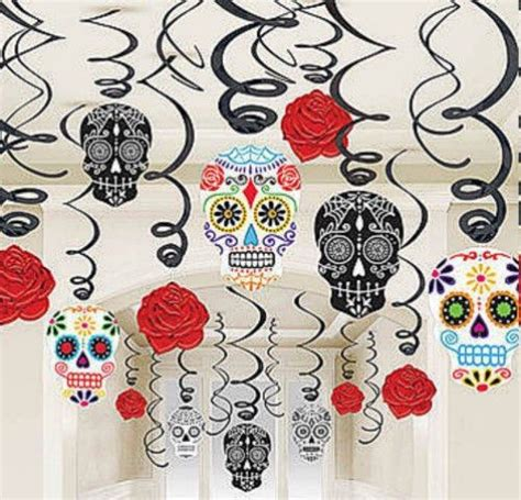 Skull Birthday Decorations by 25 Best Ideas About Sugar Skull On