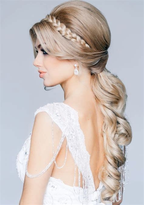 bridal hairstyles ponytail 20 ponytail hairstyles discover latest ponytail ideas now