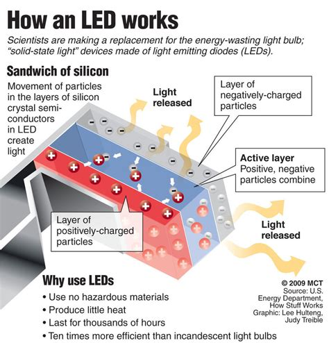 How Do Lights Work by Learning Leds Batteries Plus Bulbs
