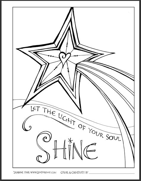 let your light shine coloring page sketch coloring page