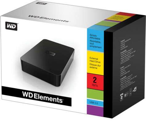 Hardisk External Wd Elements 2 Tb western digital wd elements 2 tb external drive