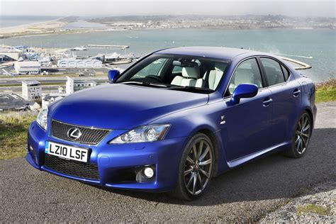 isf lexus car news 2011 lexus is f