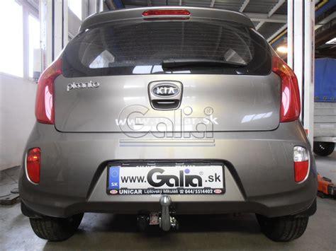 Kia Cerato Towbar Kia Picanto 2011 Tow Bar Galia