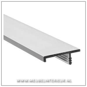 lade per terrari greeplijst rvs look meubelinterieur nl