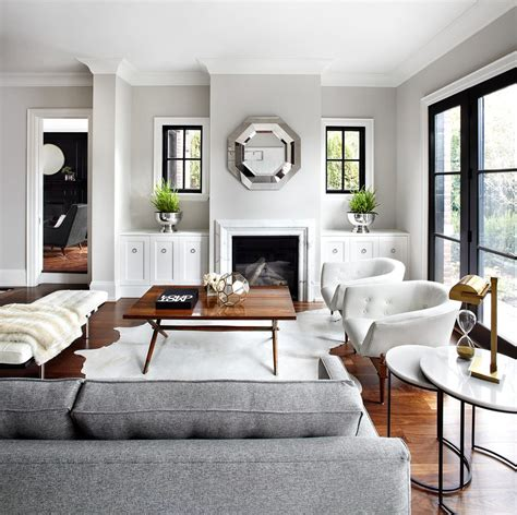 a livingroom hush benjamin moore hush living room transitional with light