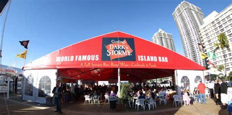 fort lauderdale boat show sponsors fort lauderdale boat show 2015 gosling s rum