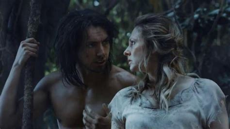 Actress In Tazan Does Not Know Where Tarzan Goes | tarzan who is actress in geico commercial foto bugil