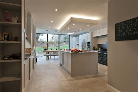 walnut kitchen and dining room extension kitchen kitchen and dining room extension contemporary kitchen
