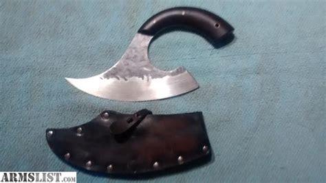 armslist for sale trade ulu skinning knife